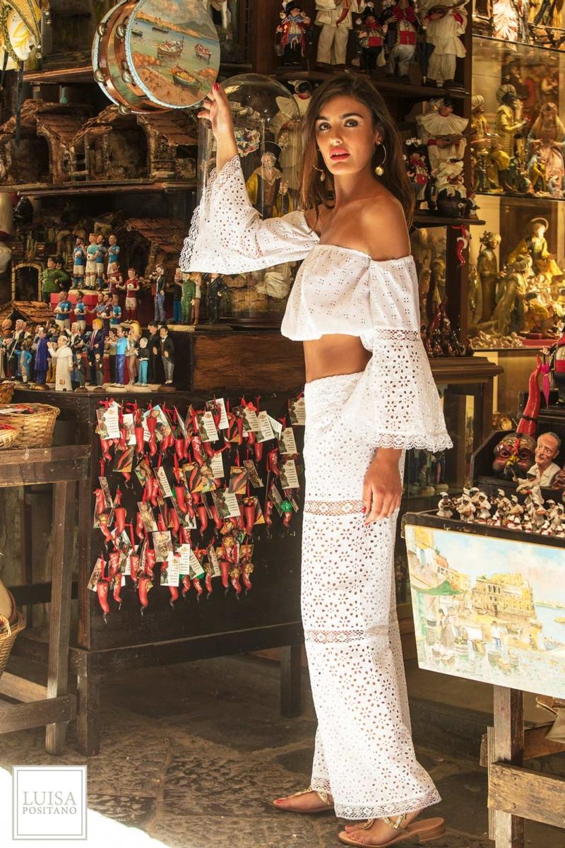 check out c7746 2d227 Luisa Moda Positano Fashion
